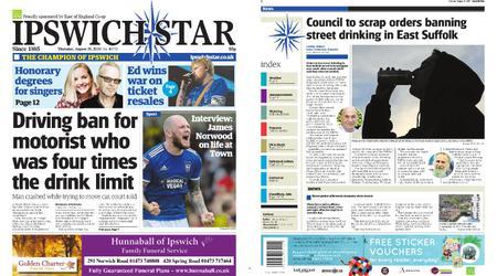 Ipswich Star – August 29, 2019
