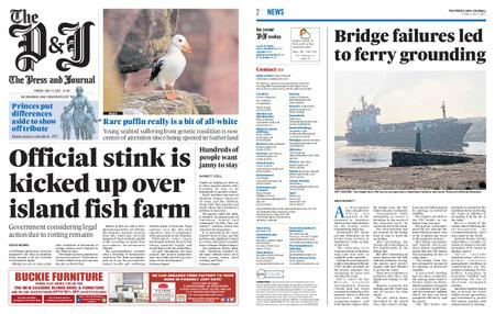 The Press and Journal Moray – July 02, 2021