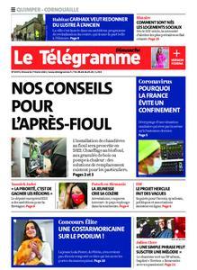 Le Télégramme Ouest Cornouaille – 07 février 2021
