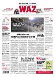 WAZ Westdeutsche Allgemeine Zeitung Oberhausen-Sterkrade - 27. Februar 2018