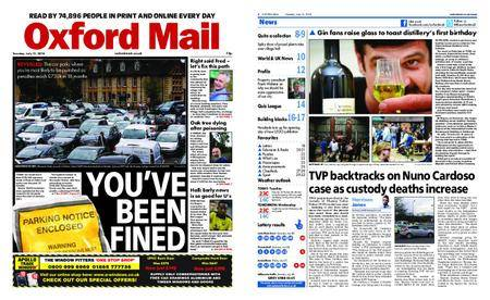 Oxford Mail – July 31, 2018