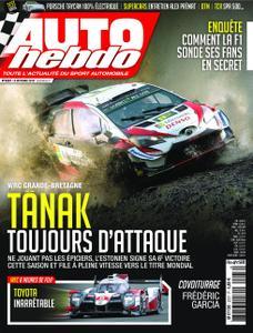 Auto Hebdo - 10 octobre 2019