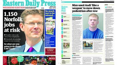 Eastern Daily Press – November 18, 2017