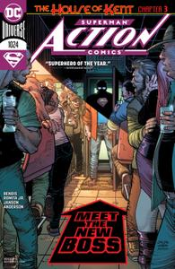 Action Comics 1024 (2020) (Webrip) (The Last Kryptonian-DCP