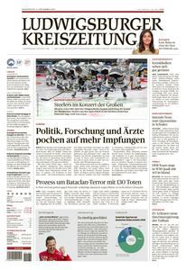 Ludwigsburger Kreiszeitung LKZ - 09 September 2021