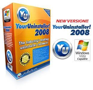 Your Uninstaller PRO 2008 6.1.1246