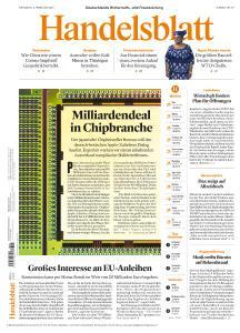 Handelsblatt - 9 Februar 2021