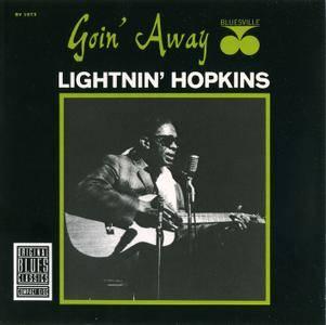 Lightnin' Hopkins - Goin' Away (1963) Remastered 1990