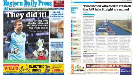 Eastern Daily Press – March 05, 2020