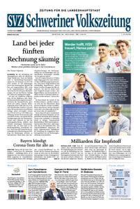 Schweriner Volkszeitung Zeitung für die Landeshauptstadt - 29. Juni 2020