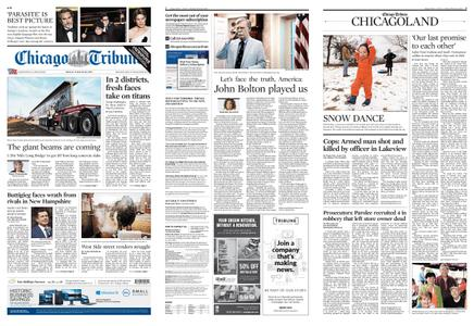 Chicago Tribune – February 10, 2020