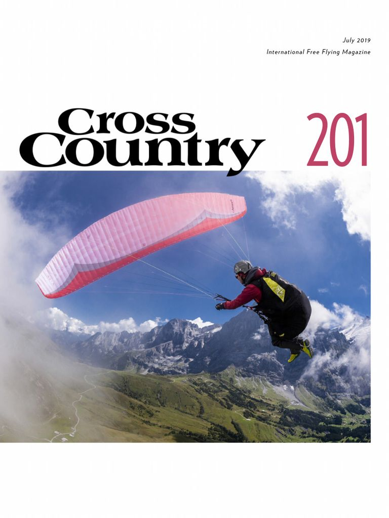 Cross Country - July 2019