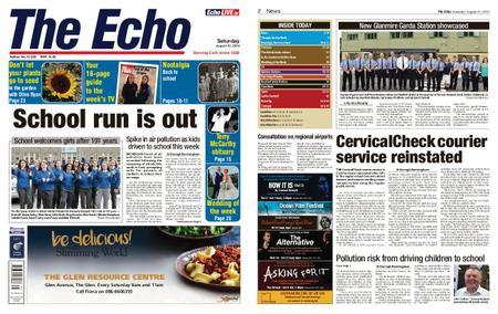 Evening Echo – August 31, 2019