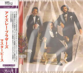 The Isley Brothers - Masterpiece (1985) {Japan WQCP-729}