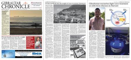 Gibraltar Chronicle – 29 June 2020