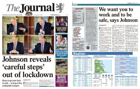 The Journal – May 11, 2020