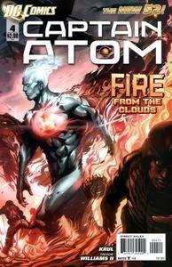 Captain Atom 004 2012