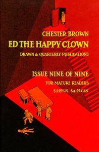 Chester Brown - Ed the Happy Clown 09