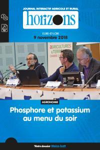 Horizons Centre Ile-de-France – 09 novembre 2018