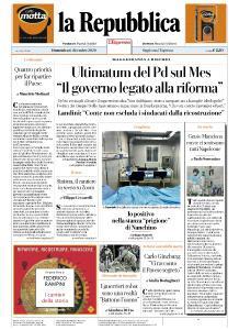 la Repubblica - 6 Dicembre 2020