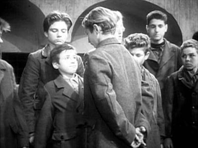 Vittorio De Sica-Sciuscià ('Shoe Shine') (1946)