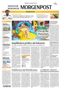 Solinger Morgenpost – 09. August 2019