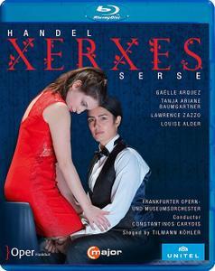 Constantinos Carydis, Frankfurter Opern- und Museumsorchester - Handel: Xerxes / Serse (2018) [BDRip]