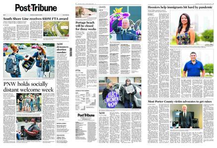 Post-Tribune – August 29, 2020