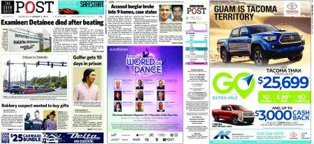 The Guam Daily Post – January 03, 2018