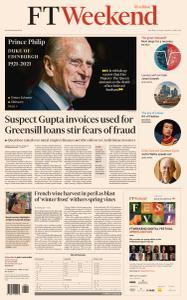 Financial Times USA - April 10, 2021