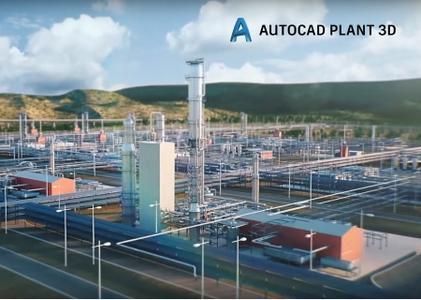 Autodesk AutoCAD Plant 3D 2020.0.1 Update