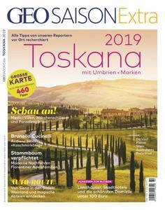 Geo Saison Extra - Juni 01, 2019