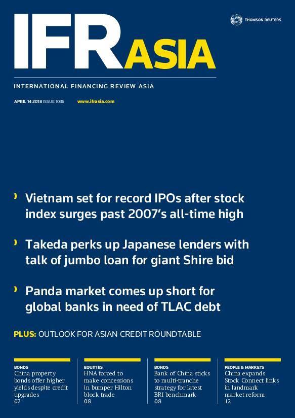 IFR Asia – April 14, 2018