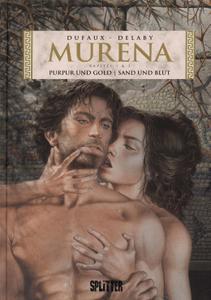 Murena 1-10/Murena 01-02 - Purpur   +Sand   Splitter 2016