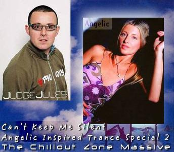 The Chillout Zone Massive - Can't Keep Me Silent: Angelic Inspired Trance Special 2 (2007)