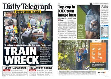 The Daily Telegraph (Sydney) – January 23, 2018