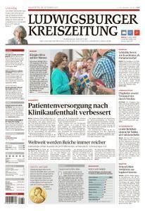 Ludwigsburger Kreiszeitung - 28. September 2017