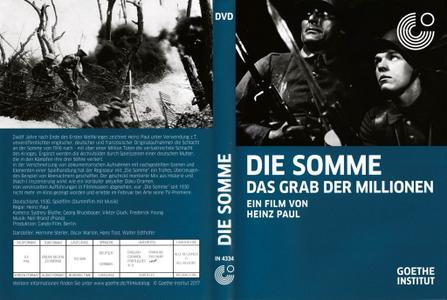 Die Somme: Das Grab der Millionen (1930)