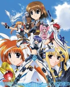Mahou Shoujo Lyrical Nanoha StrikerS (2007)