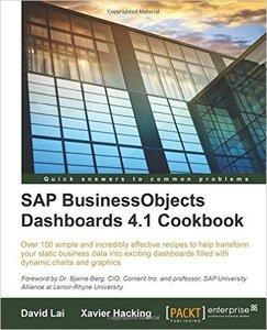 SAP BusinessObjects Dashboards 4.1 Cookbook (repost)