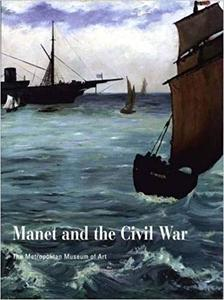 Manet and the American Civil War: The Battle of U.S.S Kearsarge and C.S.S. Alabama (Repost)