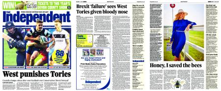 Sunday Independent Bristol Yeovil and Somerset – May 05, 2019