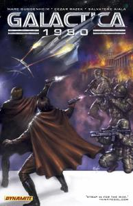 Dynamite-Galactica 1980 2020 Hybrid Comic eBook