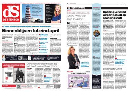 De Stentor - Vechtdal – 01 april 2020