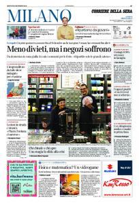 Corriere della Sera Milano – 10 dicembre 2020