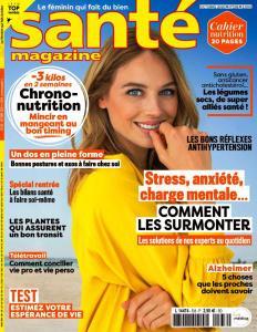 Santé Magazine - Octobre 2020