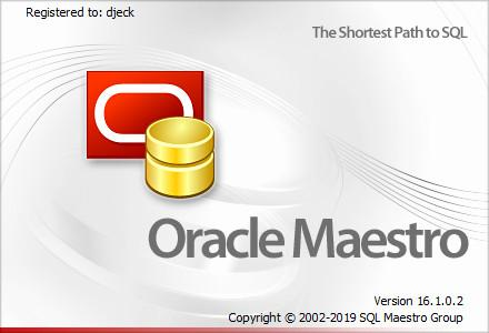 SQLMaestro Oracle Maestro 16.1.0.2 Multilingual