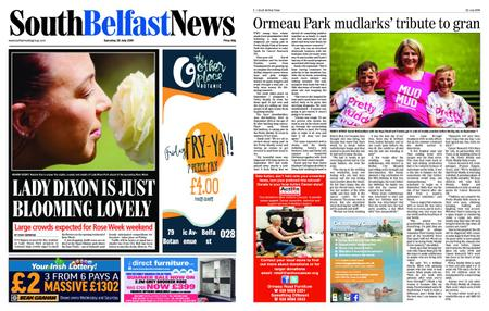 South Belfast News – July 18, 2019
