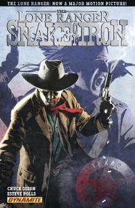 Dynamite-The Lone Ranger Snake Of Iron 2020 Hybrid Comic eBook