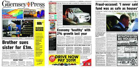 The Guernsey Press – 06 September 2018